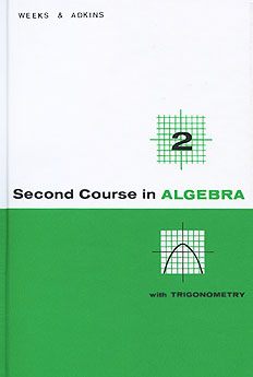 Algebra II Textbook