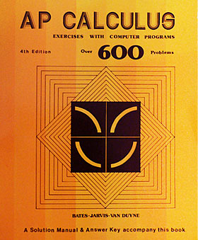 AP Calculus Exercises